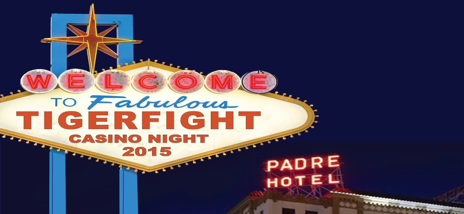 2015 Casino Night Banner