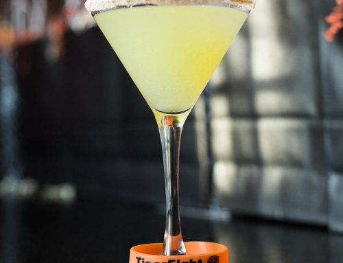 Tigerfight Martini at the Padre Hotel