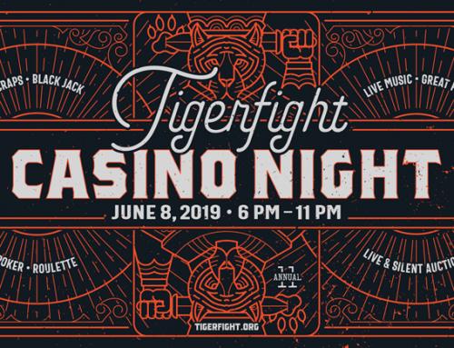 TigerFight Casino Night 2019